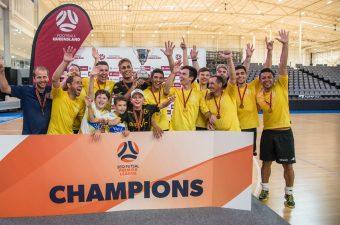 Elitefoot Men's Champions SEQ 2019