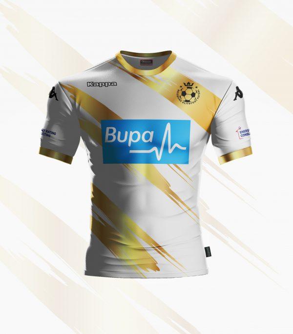 Official Kappa Match Shirt White