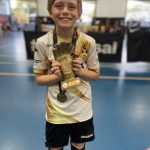 Olie U8 Golden Glove BJFPL 2019