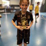 Isaac Golden Glove U11 BJFPL 2019